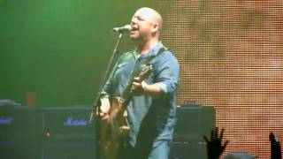 PIXIES - Mr. Grieves - Live in Austin, TX - Austin Music Hall - 9/22/2010