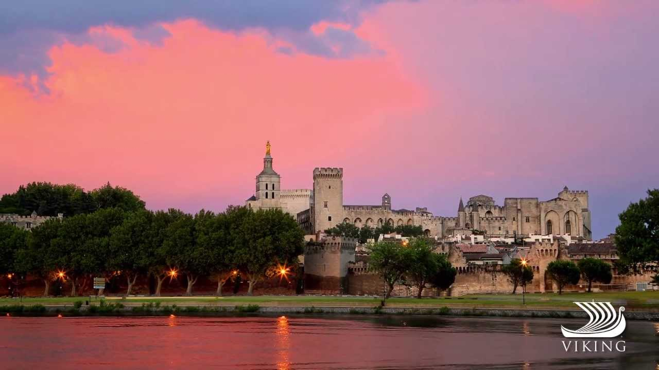 Portraits Of Southern France Itinerary From Viking River Cruises - France river cruise