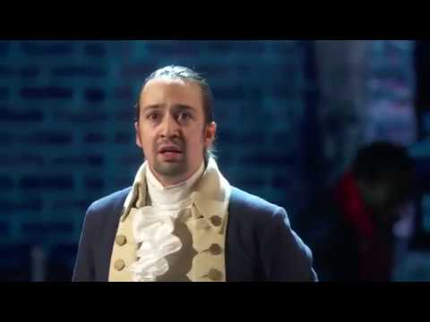 yorktown but everytime another hamilton song is mentioned simon cowell insults someone