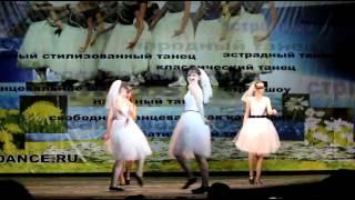 Открытое первенство Курской области по танцам ФРЕШ Роковые Невесты г Суджа
