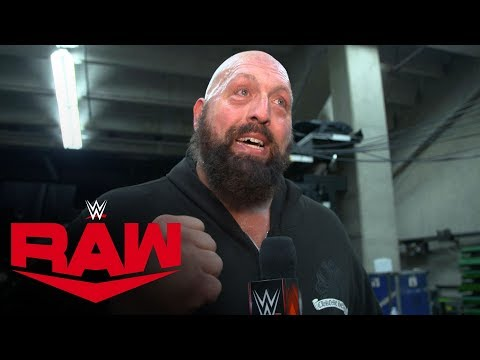 Big Show on his return after hip surgery: Raw Exclusive, Jan. 6, 2020