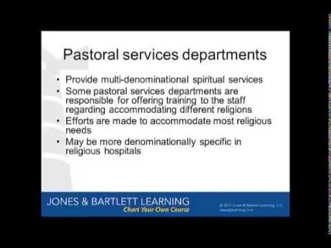 Fall 2014 Week 9 Lecture 1 - Hospital Essentials and Social Services