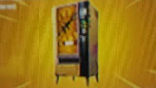 Fortnite:Vending machine challenge/Xotic clan/25+ wins