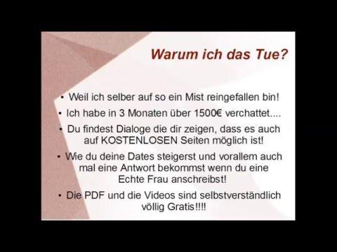 Mehr Dates Online ohne Fakes - Gratis Video enthüllt alle geheimnisse
