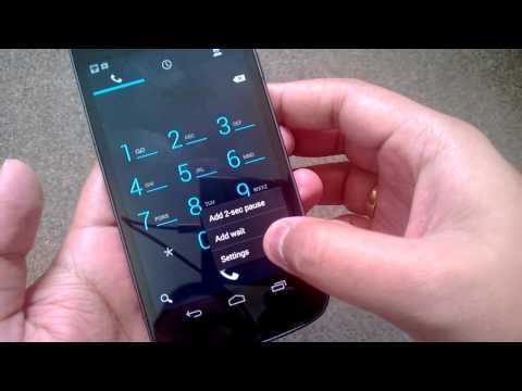 How to Enable Dialpad Auto complete in Android 4 3