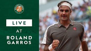 Live at Roland-Garros #10 - Daily Show | Roland-Garros 2019