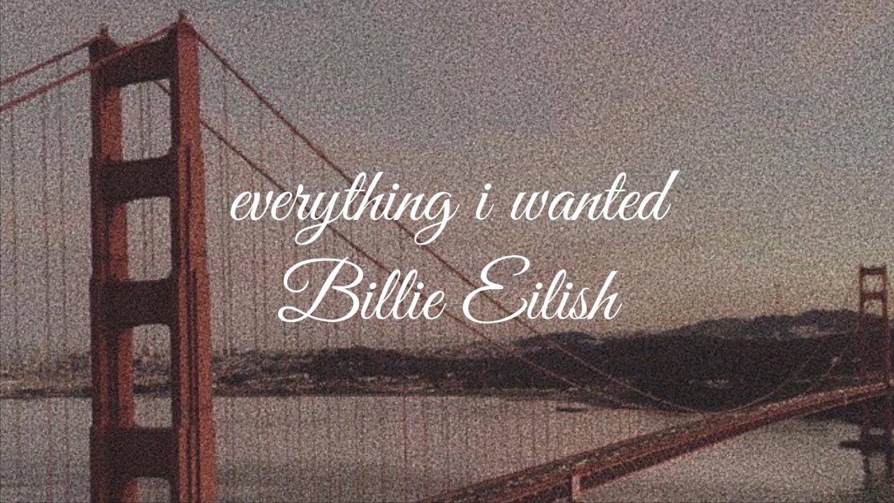 和訳 wanted everything i