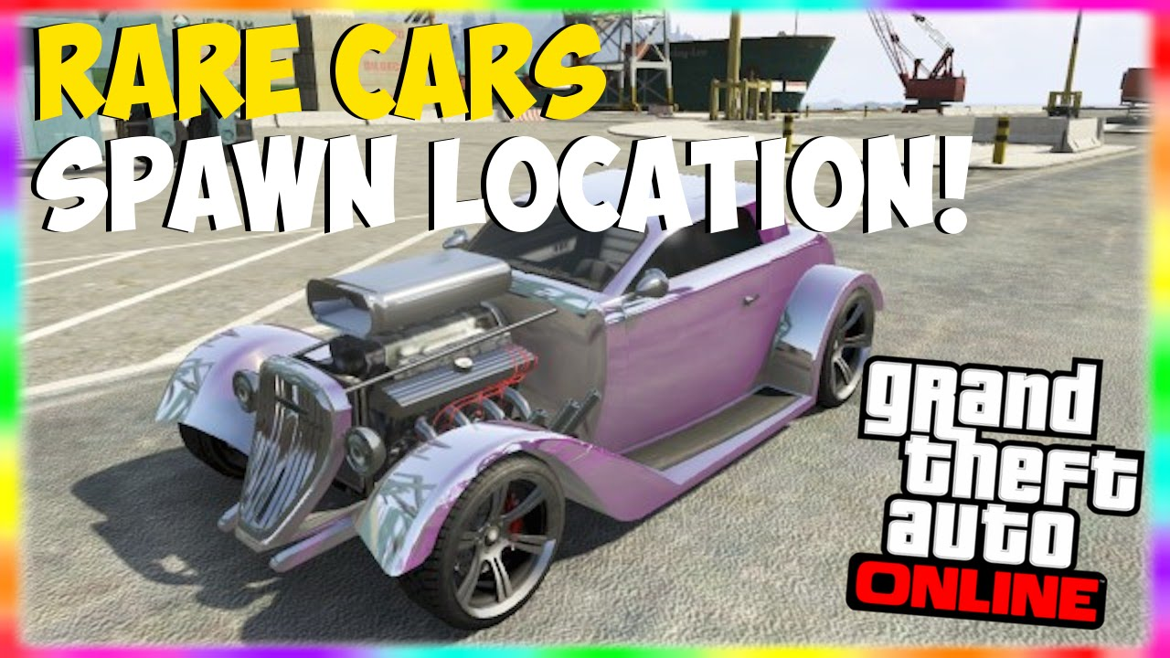 Gta Online Rare Cars You Can Keep