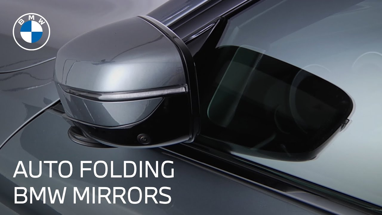 Auto Mirror Fold | BMW Genius How-To