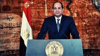 كلمة الرئيس السيسي في الذكرى الخامسة لثورة 25 من يناير