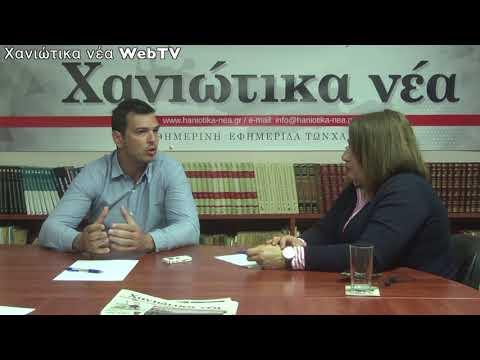 Αλέξανδρος Μαρκογιαννάκης - Υποψήφιος Περιφερειάρχης Κρήτης