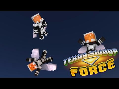 DESTROYING A 10,000 DOLLAR WING SUIT! - Terra Swoop Force