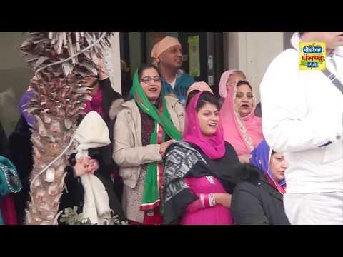 Shri Guru Ravidass Ji Gurpurab Italy 250215 (Media Punjab TV)