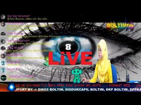 Live Indonesia Tengah - Sulawesi Utara - Bolaang Mongondow Timur