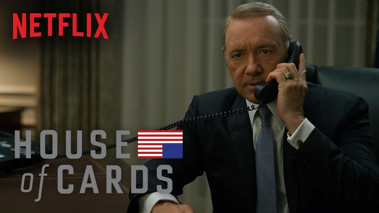House of Cards - Season 4 | Official Trailer [HD] | Netflix - YouTube