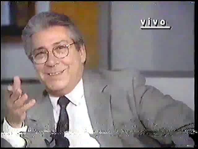 Jornal da Noite - Rede Bandeirantes 1992 - parte 2/2