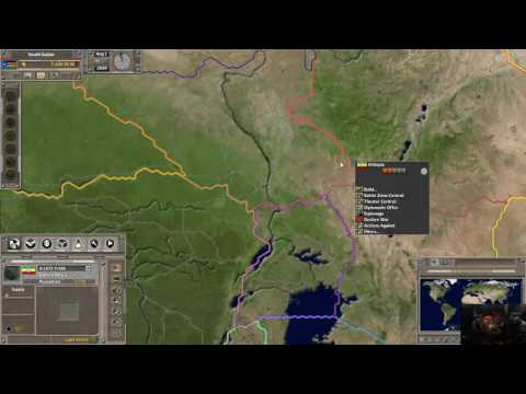 Supreme Ruler Ultimate: South Sudan Part 4