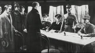 El Armisticio de Compiègne