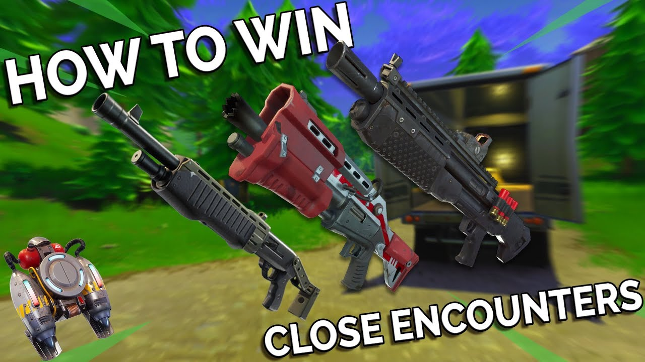 How To Win How To Win Close Encounters Fortnite Battle Royale Full