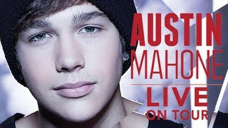 See Austin Mahone - LIVE on tour