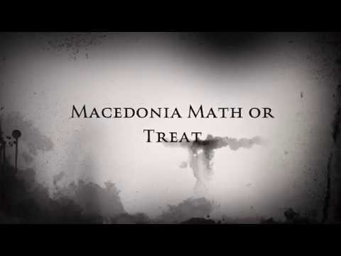 Macedonia Middle Math or Treat trailer