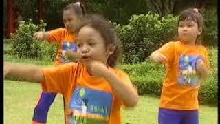 Senam Sehat Ceria 2 Versi Anak TK