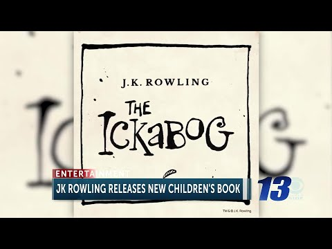 JK Rowling releases children's book 'The Ickabog' online for free