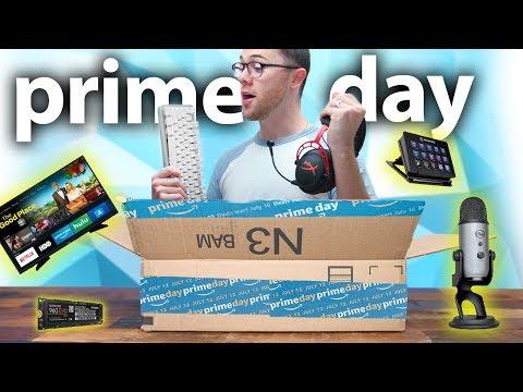 Best Amazon Prime Day Tech Deals!!! 🔥