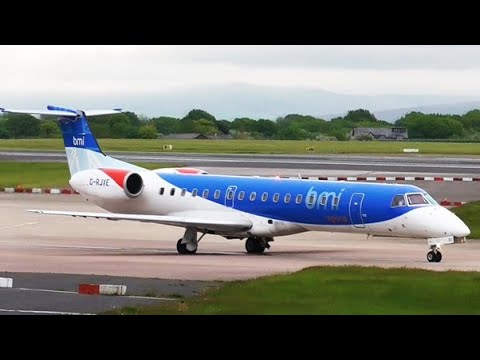 Spring Breeze at Manchester Airport   RWY05L & RWY05R   16/05/2018