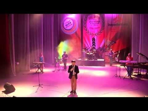 Международный фестиваль  Венец шансона   Дмитрий Данилин   г  Жодино, Беларусь