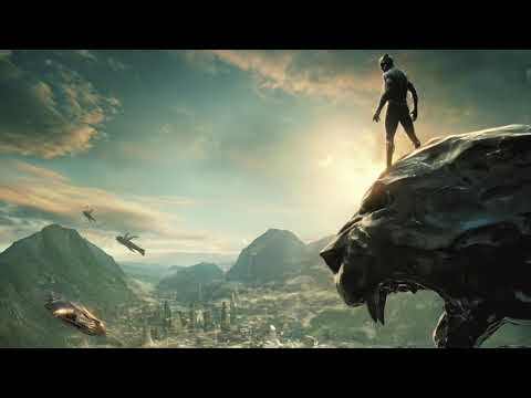 A Kings Sunset Black Panther Soundtrack by Ludwig Goransson