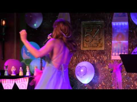 "Mara Davi - ""Beyond My Wildest Dreams"" (The Broadway Princess Party)"