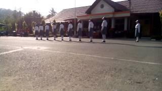 Tim Putri SMAN 5 Samarinda at LKBB 3 Kehutanan