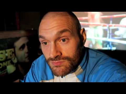 TYSON FURY - 'CHISORA IS GETTING KNOCKED OUT & DAVID HAYE COMEBACK, WHAT A COMPLETE C***' /iFL TV