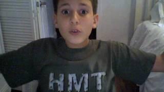 a boy telling the truth.