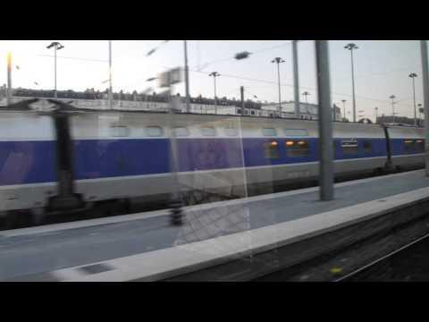 TGV 7205 - 7505 Paris Gare du Nord