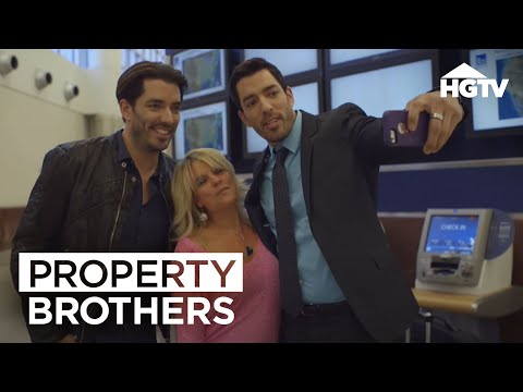 Property Brothers at Home: Property Brothers and Fans