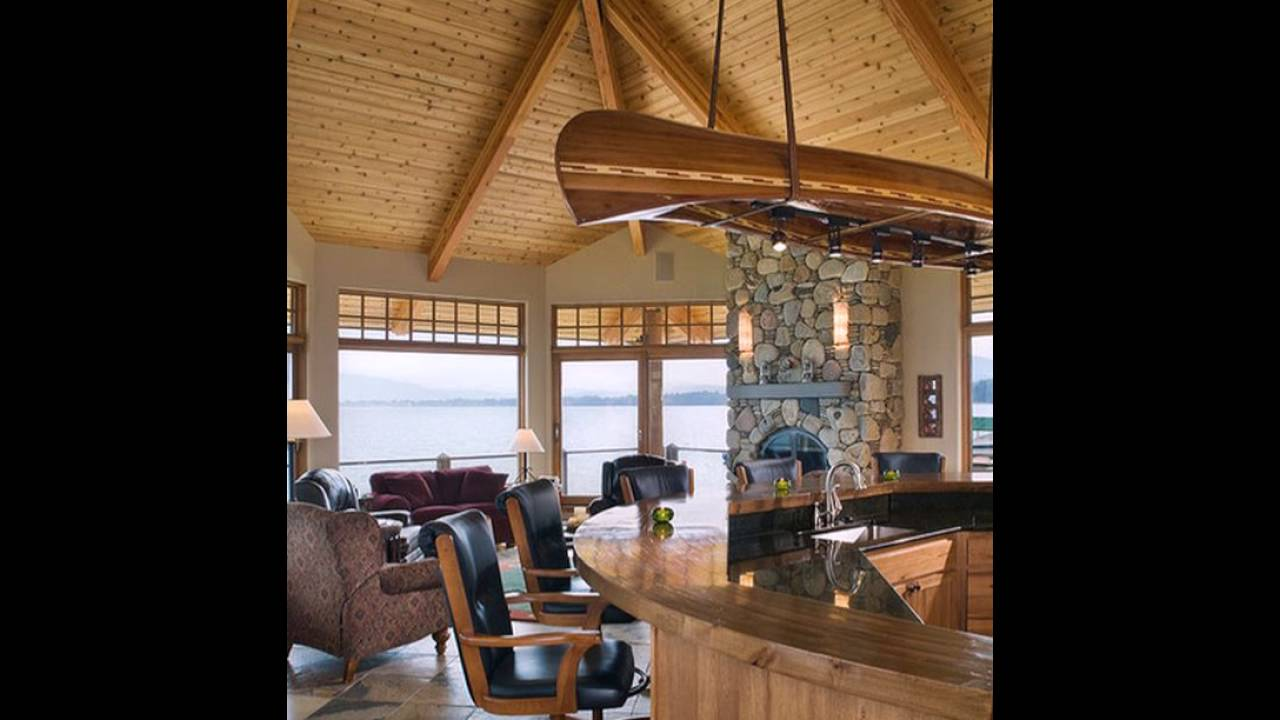 Canoe Hanging Ceiling Lamps You