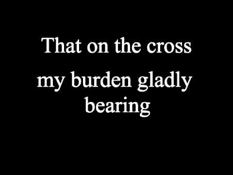 How Great Thou Art (lyrics) - Paul Baloche