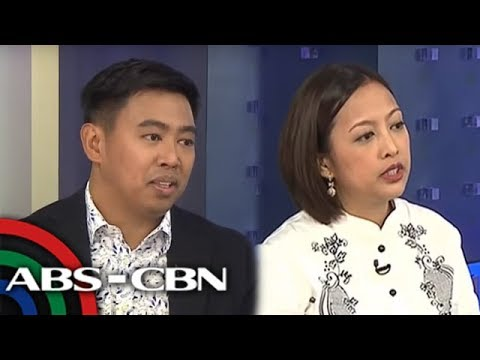 Bandila: 'She should go back to Congress': Junjun, bumanat kay Abby