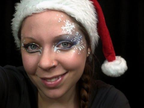 Elf Face Paint Design