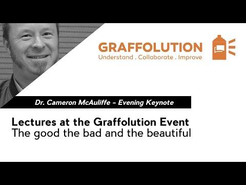 Graffolution: Evening Keynote - Cameron McAuliffe