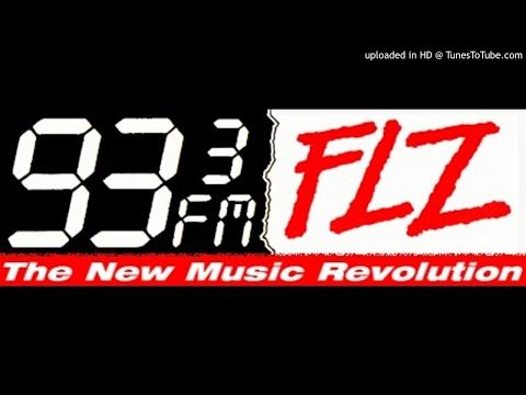 93.3 FLZ - WFLZ Tampa - 4/6/96 - Dave Mann