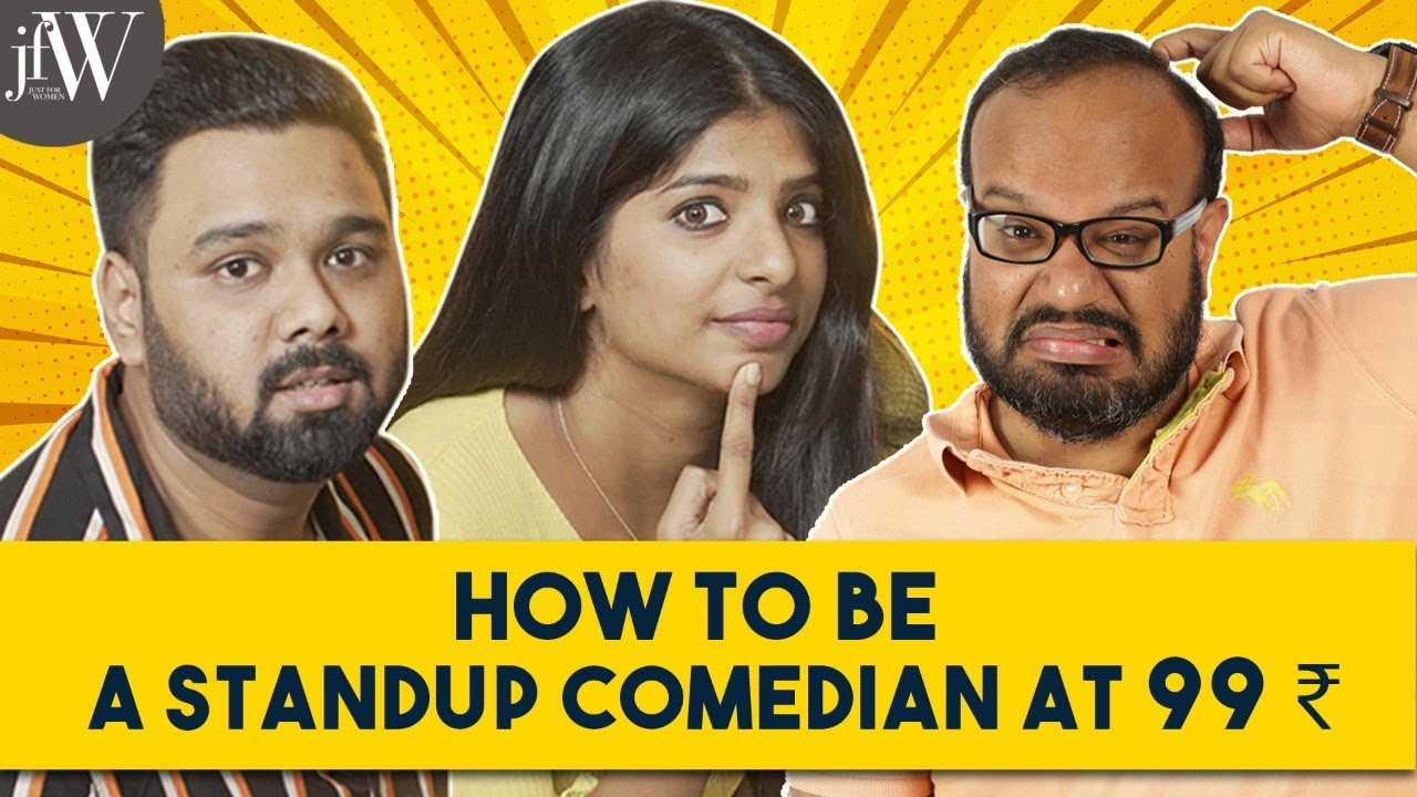 How to be A Standup Comedian At 99₹|Tamil Standup Comedy Praveen Kumar|Rahul Raj|Dipshi Blessy|JFW
