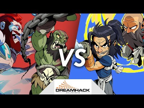 Boomie & Sandstorm Vs. Remmy & Phazon - DREAMHACK DALLAS 2019 - Grand Finals