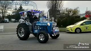 Tractor modified || Tik Tok best video ever || 🚜 # ford 3600 modify