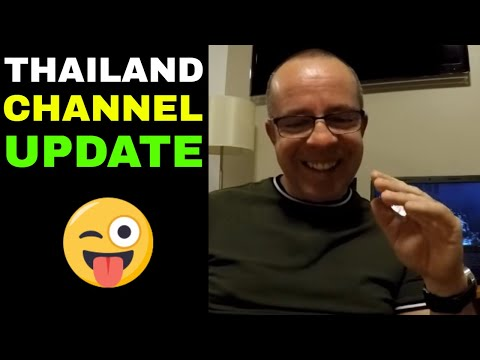 THAI CHANNEL UPDATE VIEWER SUBSCRIBER OFFER SHOUT OUTS EBEGGING TROLLS Rural life Thailand THAI VLOG