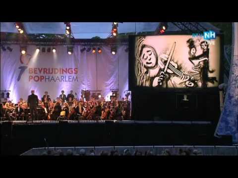 Herdenkingsconcert in Haarlem