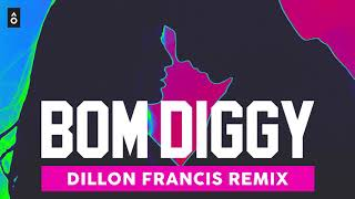 "Gambar cover Zack Knight & Jasmin Walia - ""Bom Diggy"" (Dillon Francis Remix)"