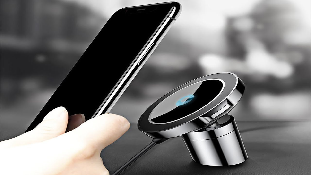 Best 5 Car Phone Holders Cool Car Accessories On Amazon 2019 Youtube